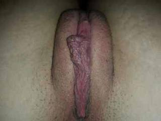 Thats a closeup of a pussy that i love to eat. Would u eat it?