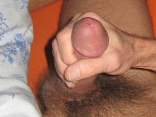 Pre-cum just makes jacking off feel so much inviting.