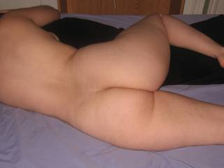 A photo from right after hubby and I had sex.  Time for a ;)