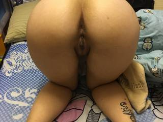 Chinese fuck butt