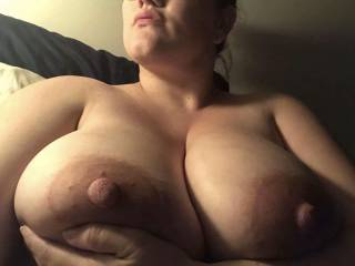 trouble\'s amazing tits