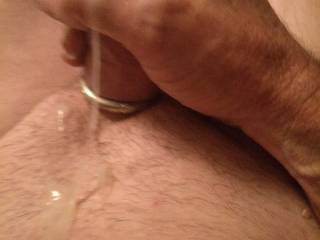 cumming after a wank looking at all the hot nude on here