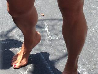 more of my legs n feet - love all your comments and likes! :)