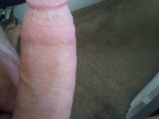 Man I would love to suck that and feel you cum in my mouth..its gorgeous...