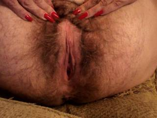 Id love to slid my BBC in your beautiful hairy pussy, All that beautiful hair