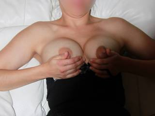 I think I want to cum all over them xx