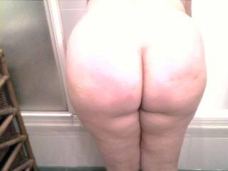 would love to cum all over that amazing big ass
