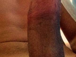 My Erect 9 Inch Long Cock Which Is 6 5 Inches In Girth 7094075