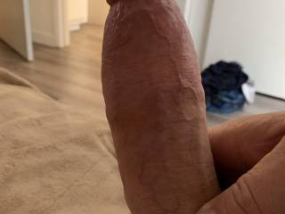 My cock was still HARD after Kiki left