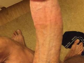 Veiny boobs make me hard btw...