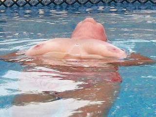 skinny dipping is always fun!