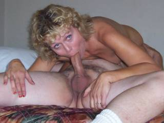 I've always wanted to get my cock sucked by Ruthie!!!