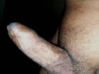 Nice fat uncut cock.....so suckable