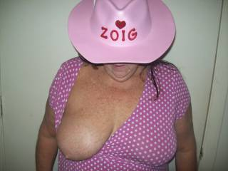 Dam those are some sweet big tits to suck on looking forward to sucking them again mmmmm