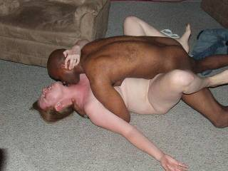 i want a blk man to do me like this as hubby video it i love black on white