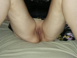 cmon people im a slut...when are my legs ever closed....lol