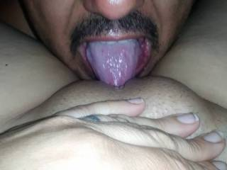 Horny husband gets wife