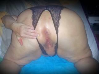 Sluty Wife loves anal
