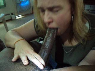 nice cock whore you have !  Can I try her mouth next??  LL