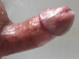 All Slippery when Wet mmm ... Let me Swallow your Cum!! I Want to Taste it, as it Slide over my Tongue, and down my Throat mmm. Gorgeous Cock Sir! ;) mmm  Lucy♥ -x-