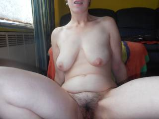 nothing more fabulous than a woman with soft sensual thighs that rub softly against my cheeks while I pleasure her with my lips and tongue until she squeals in orgasmic ecstasy filling my throat with her sweet delicious nectar