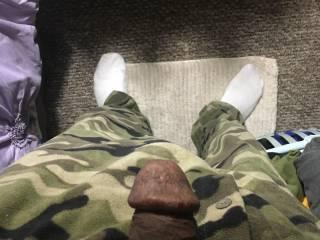 Who wants black dick