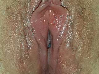 What do you think of my pussy lips and swollen clit?