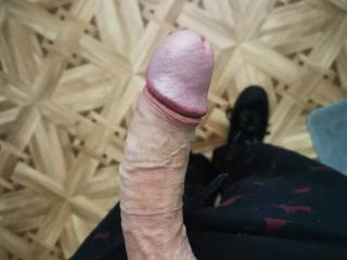 Wow , was so fucking horny this morning , couldn\'t get rid of this thing lol