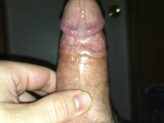 Yes I can clean it , I will suck it in my mouth and move my tounge around cleaning more. In the end your cock will come out total clean