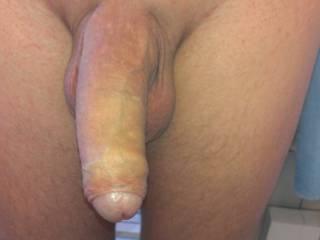 me dick not hard