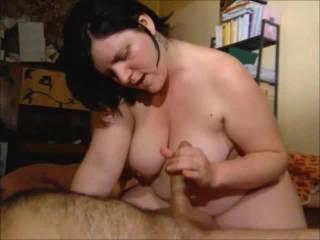 I would love to cum on those big tits...!!!