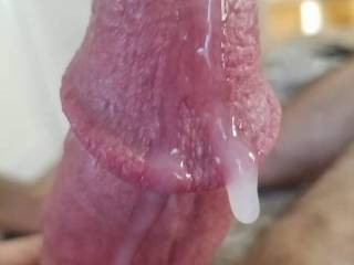 Wants someone to lick it all up