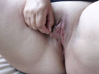 Hitting her pussy from behind pictures