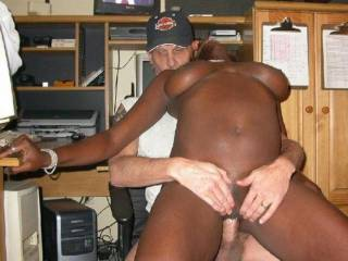 cumming all over this old mans dick.