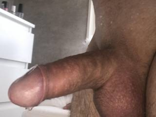 Horny for cock