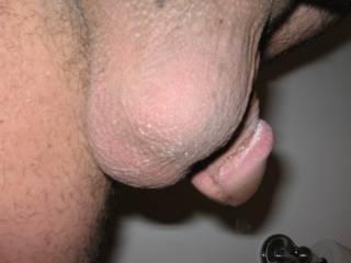 back shot of my balls