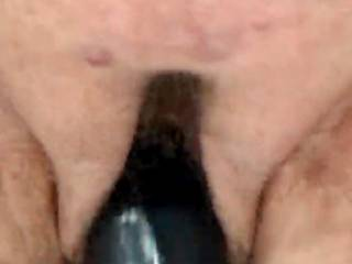 Squeezing the hell outta that cock as it cums out my pussy 🔥🔥