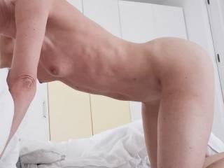 A very sexy body.