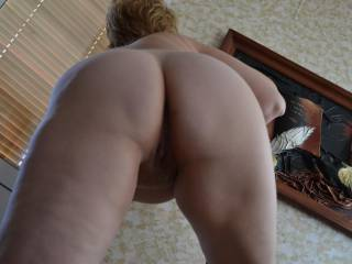 I like to give her my hard cock right in that tight thick ass mmmmm