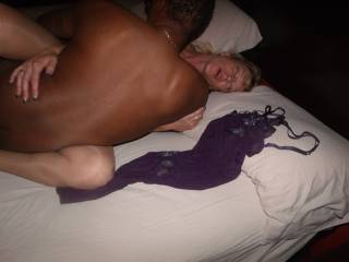 Demonstrating how a Cuck wife should be fucked by a Superior 12inchMandingo Cock. Notice the Agony of Bliss on the Beautiful Pale Face as I Drive My Huge Black Cock Inside Her Tender Pink Pussy