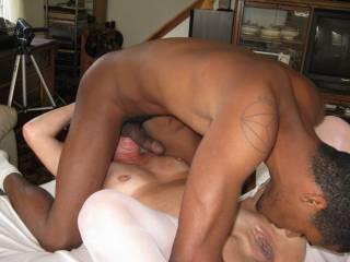 Looks like fun! A nice pussy and a nice cock!
