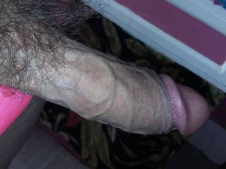 My thick cock wants touched by you