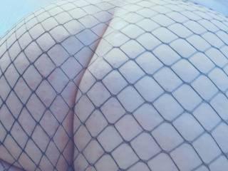 She has a gorgeous ass