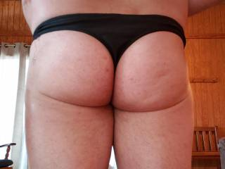 My man thongsv how does my ass look?