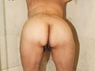 Wanting it from the back in the shower!