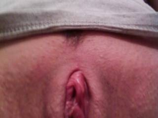 would love to get the m all swollen for you, and get you to cum all over my face....then, give you a proper fucking....