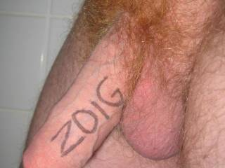 I'd like to help you get it up. Great shot, love the red pubes!!