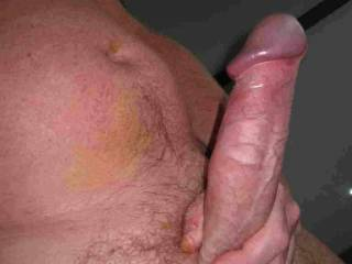 I don't know if in the view of my body this gorgeous dick could grow... THAT BIG!!!