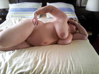 What a women and what a fantastic body mmmmmmmm