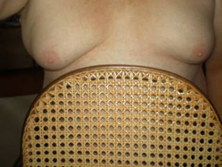 nice boobs it proves nice things cum in small packages